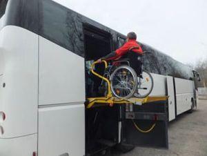 Fahrdienst des Mobilen Behindertendienstes des Mobilen Behindertendienstes Leipzig e.V.
