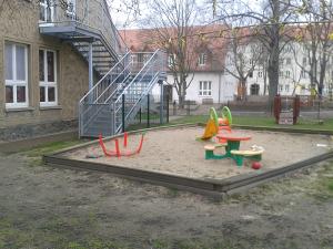 """Kindertageseinrichtung """"Jadassohnstraße"""