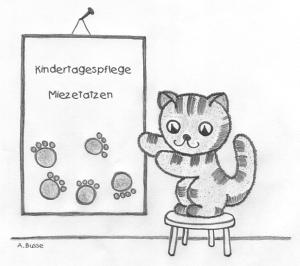 """Kindertagespflege """"Miezetatzen"""""""