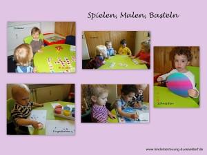 Kindertagespflege Doreen Amende - Kinderbetreuung Düsseldorf Ludenberg