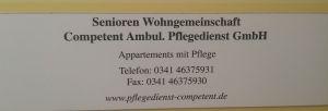 Competent - Ambulanter Krankenpflegedienst GmbH