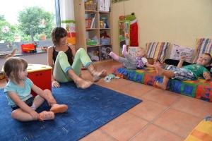 """Kindertagespflege """"Zwergennest"""