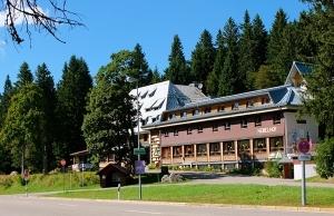 Jugendherberge Hebelhof
