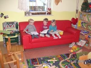 "Kindertagespflege ""Villa Kunterbunt"""
